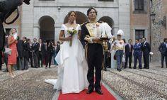María Rosa Osorio duchess del Parque + Bruno González-Barros