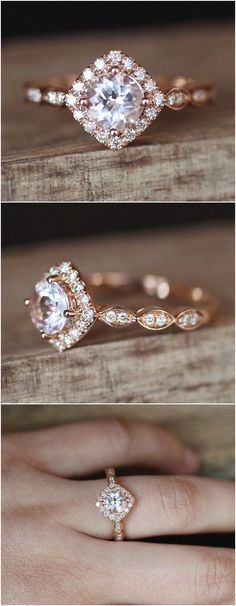 Bridal Set-Solitaire Ring Anastasia Topaz White Sapphire Sterling Silver 6mm stone Band and ring