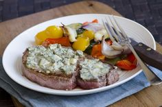 How to Cook Your Steak Black and Blue at Home