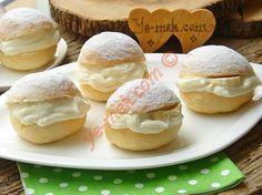 Porsiyonluk Alman Pastası Resimli Tarifi - Yemek Tarifleri