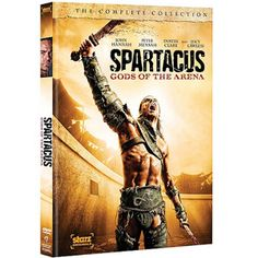 Andy Whitfield as Spartacus | Spartacus blood and sand ...