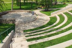 University of South Carolina Upstate Arboretum Amphitheater Theater Architecture, Landscape Architecture Design, Concept Architecture, Sustainable Architecture, Amazing Architecture, Outdoor Stage, Outdoor Theater, Outdoor Decor, Terrace Theater