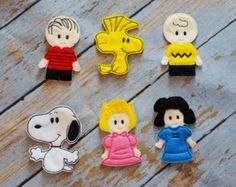 Princess Finger Puppets by MarysDaughters on Etsy