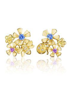 Margot McKinney Jewelry 18k Virescent Wide Cuff Bracelet cWwjAOcF