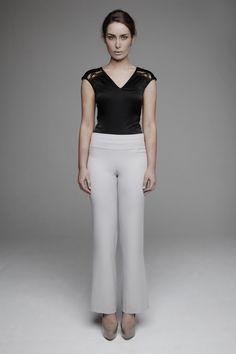 Aalaina Suit Trousers Trouser Suits, Trousers, Pants, White Jeans, Shopping, Fashion, Trouser Pants, Trouser Pants, Moda