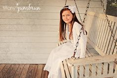 My friends sweet daughter, Chelsea. She is a photographers dream come true!