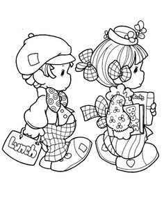 314 Best Precious Moments Coloring pages images   Coloring pages ...