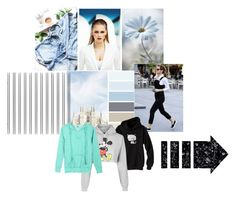 """""""what blue color  represent ?"""" by lim-qiqi on Polyvore featuring MISCHA, Emma Watson and Topshop"""