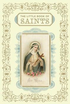 The Little Book of Saints