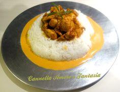 Il Pollo Tandoori masala o Chicken Tandoori masala