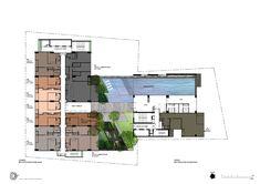 Image 18 of 25 from gallery of Siamese Ratchakru / Creative Crews. 8th Floor Plan