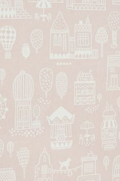 The wallpaper Small Town Dusty Pink - from Majvillan is a wallpaper with the dimensions x m. The wallpaper Small Town Dusty Pink - belon Paisley Wallpaper, Silk Wallpaper, Plain Wallpaper, Botanical Wallpaper, Pink Wallpaper Iphone, Wallpaper Samples, Wallpaper Online, Wallpaper Calculator, Bold Prints