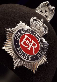 The Hemet, perhaps the most evocative and distinctive symbol of policing in England and Wales.     The custodian style police helmet has been worn by police officers since the 1860s when it began to replace the top hat in most forces.    To find out more about Greater Manchester Police please visit our website.  www.gmp.police.uk