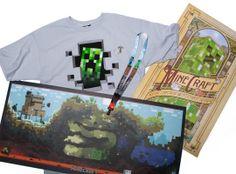 J!NX : Minecraft Megafan Bundle - Clothing Inspired by Video Games & Geek Culture