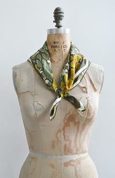 Hidcote Scarf from Adored Vintage