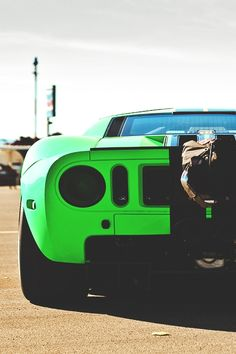 Green is the color
