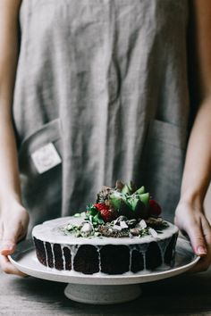 Lemon, Poppy Seed & Lavender Cake⎜The Botanical Kitchen Botanical Kitchen, Lavender Cake, Kitchen Notes, Easter Parade, Cakes And More, Cake Cookies, Food Styling, Baking Recipes, Poppy
