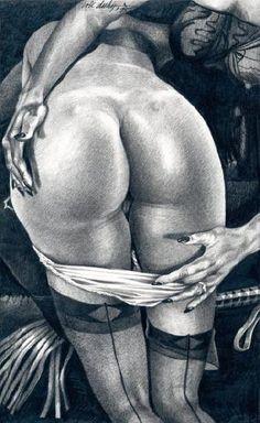 erotic art Loic