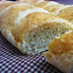 French Baguettes @ allrecipes.co.uk