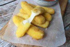 Culy Homemade: goddelijke mozzarellasticks