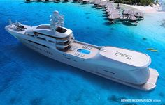90m of yacht heaven!