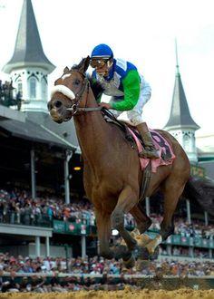Barbaro. 2006 Kentucky derby