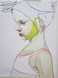 Sophie Leblanc. Artists on tumblr