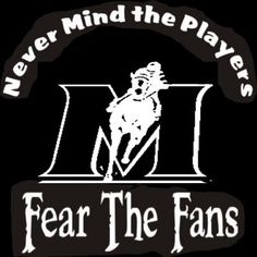 New Custom Screen Printed Tshirt Never Mind The Players Fear The Fans Murray State Racers Small - 4X