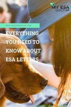 An ESA Letter is a recommendation by a licensed physician stating that an emotional support animal is the best way for you to be able to manage your mental health condition. To obtain an ESA letter without any hassles, the best course of action is through.... Click to know more. #MyESAdoctor #ESAletter #emotionalsupportanimal #MyESA #esdog #escat #pets #Esarights #legalrights #emotionalsupportdog #emotionalsupportcat