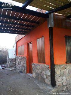 Inmobiliaria Aloja Vende Lote De 3 Hectáreas Con Cabaña En La Loma De Las Sierras De San Marcos Sierras Aloja Inmobiliaria Cabañas Sierras Casas En Venta