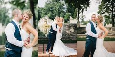 Elise Abigail | Photos & Bits: Tyann & Joe | Tower Grove Park | St. Louis, MO Wedding