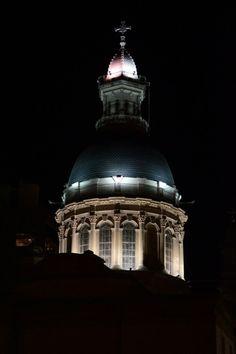 Cupula de la Catedral De Rosario