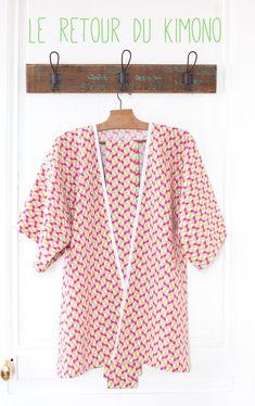Kimono - Tutoriel By hand London