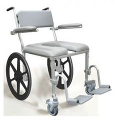 Multichair Heavy Duty Shower Commode Wheelchair 1800wheelchair