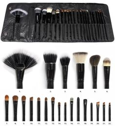Coastal Scents 22 Piece Brush Set $35 @Taiyesha B. look at youtube reviews