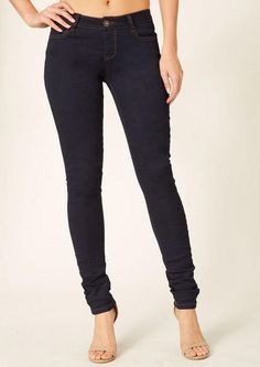 London Super Stretch Skinny