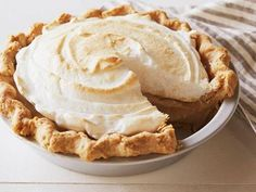 Butterscotch Pie #Thanksgiving #ThanksgivingFeast #Desesrt #Butterscotch