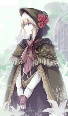 What the fuck is this place - Bloodborne by 舞