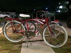 第4回ビーチクルーザーカスタム甲子園エントリー自転車