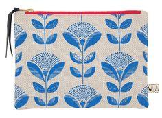dandelion print pouch by lulu & luca | notonthehighstreet.com
