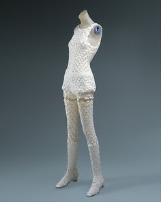 Emanuel Ungaro (French, 1933). Ensemble, 1967. The Metropolitan Museum of Art, New York. Gift of Mrs. Leonard Holzer, 1970 (1970.89.1a-c)