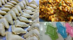 1BFB9A04-3256-4EA2-BF71-72E5449B6AE1 Curry Puff Recipe, Spicy, Grains, Sweet, Frozen, Food, Candy, Essen, Meals