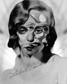 This week I show you the artworks by the French (but Berlin-based) artist Matthieu Bourel. Some of his collages are also animated gifs, go to his website to have a look, they are pretty cool too. Distortion Art, Face Art, Photo Collage, Photomontage, Face Collage, Visual Art, Art, Collage Art, Portrait