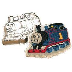 Wilton Thomas the Tank Train Engine Cake Pan (2105-1349, 1998) ~ Retired Collectible