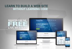 Watch this short clip on whats included in this FREE webinar!  http://webtechtutor.com/webinars/how-to-make-a-blog-or-website-webinar/?src=pinterest  If you've ever wanted to learn how to build a professional blog/web site, this is for you. Save thousands by learning how to build your own web site just like the pros do.   This is a FREE webinar and you don't need to learn how to CODE! NO Code!   Rapidly build your web site in real time using the same technology many fortune 500 companies…