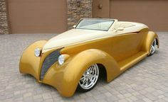 1939 Chevy Convertible
