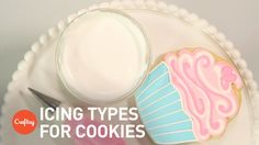 Icing Types for Cookies: Royal Icing Consistency Guide   Cookie Decorati...