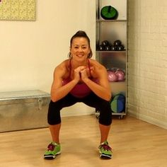 10-Minute Full-Body Crossfit Workout I love this site bc they have lots of 10 minutes workouts, but do this routine twice for a 20 minute Tabata workout!