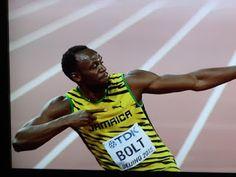 VISTO DAL basso    : ATLETICA Bolt perde i 100 per gli esperti Tv. Poi ...