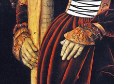 Cranach gloves